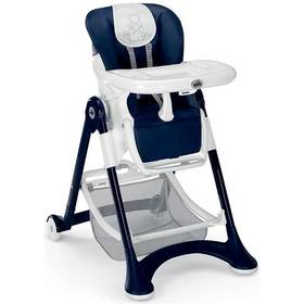 Jedálenská stolička CAM CAMPIONE ELEGANT 2014 COL.180 modrá