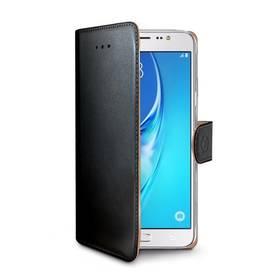 Celly Wally pro Samsung Galaxy J5 (2016) (WALLY557) černé