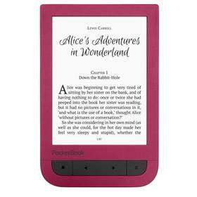 Pocket Book 631 Touch HD (PB631-R-WW) červená + Doprava zdarma