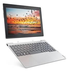 Lenovo MiiX 320-10ICR LTE (80XF008QCK) stříbrný Software F-Secure SAFE, 3 zařízení / 6 měsíců (zdarma)SIM s kreditem T-Mobile 200Kč Twist Online Internet (zdarma) + Doprava zdarma