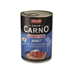 Animonda Adult Gran Carno uzený úhoř + brambory 400g