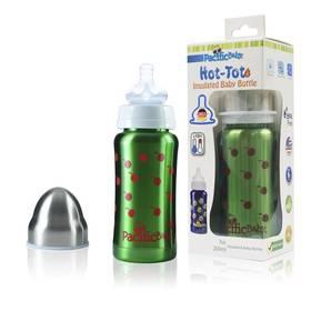 Pacific Baby Hot-Tot 200ml zelená/třešně