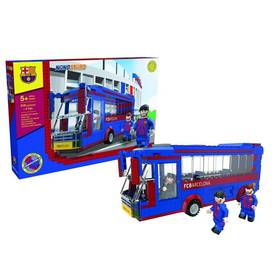 ADC Blackfire NANOSTARS, FC Barcelona - autobus