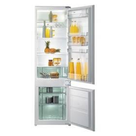 Kombinácia chladničky s mrazničkou Mora VC 182 biela