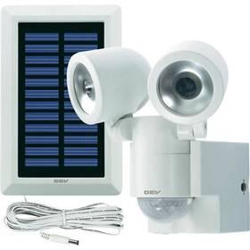 Reflektor solarny LED Esotec Duo, biały