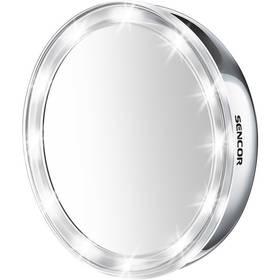 Zrkadlo kozmetické Sencor SMM 2030SS nerez