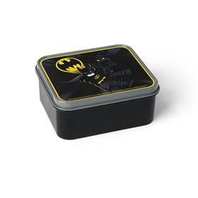 LEGO® Box na svačinu LEGO® Batman černý