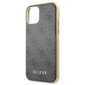 Guess 4G pro Apple iPhone 11 (GUHCN61G4GG) šedý