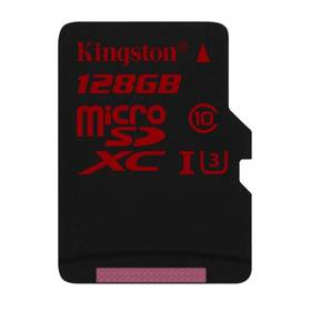 Kingston MicroSDXC 128GB UHS-I U3 (90R/80W) (SDCA3/128GBSP)