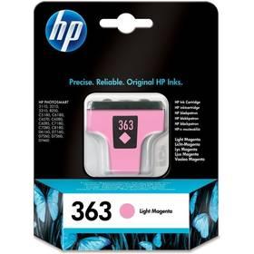 Inkoustová náplň HP 363, 5,5ml - světle červená (C8775EE)