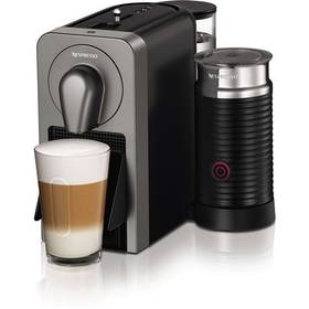 Krups Nespresso Prodigio XN411T10 černé/titanium + Doprava zdarma