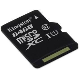 Kingston MicroSDXC 64GB UHS-I U1 (45R/10W) (SDC10G2/64GBSP)