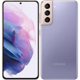 Samsung Galaxy S21 5G 128 GB (SM-G991BZVDEUE) fialový
