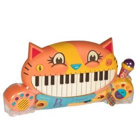 Kočičí piáno Meowsic B-toys