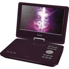 DVD prehrávač Sencor SPV 2919 RED čierny