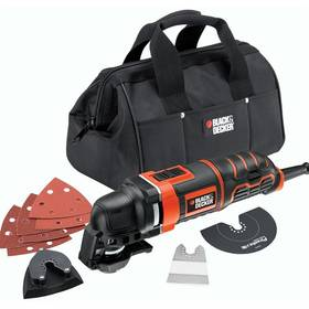 Multibrúska Black-Decker MT280BA-QS