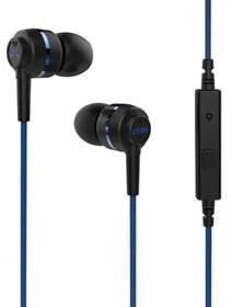 SoundMAGIC ES18S (SM ES18S blue) černá/modrá