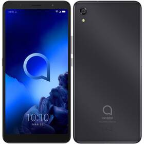 ALCATEL 3C 2019 Dual SIM (5006D-2AALE12) černý