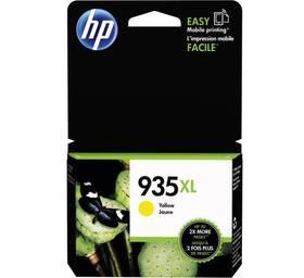 HP 935XL, 825 stran (C2P26AE) žlutá