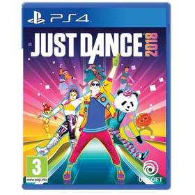 Ubisoft PlayStation 4 Just Dance 2018 (USP403631)