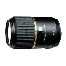 Tamron SP 90mm F/2.8 DI MACRO 1:1 VC USD pro Nikon černý + Doprava zdarma