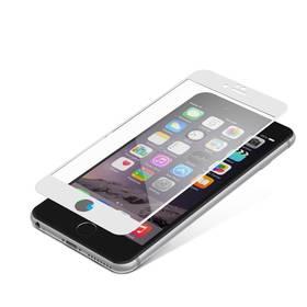 Ochranné sklo InvisibleSHIELD Glass Contour pro Apple iPhone 6 Plus / 6S Plus - bílý rám (ZGIPPPGS-WHO)