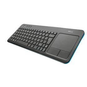 Trust Veza Wireless, CZ/SK (21267) černá/modrá