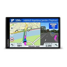 Garmin DriveSmart 61T-D Lifetime Europe45 (010-01681-13) čierna