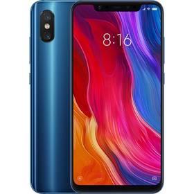 Xiaomi Mi 8 Dual SIM 128 GB (19489) modrý Software F-Secure SAFE, 3 zařízení / 6 měsíců (zdarma) + Doprava zdarma