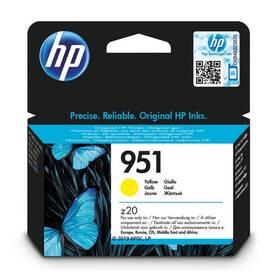 HP 951, 700 stran (CN052AE) žlutá