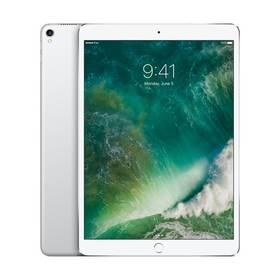 Apple iPad Pro 10,5 Wi-Fi + Cell 64 GB - Silver (MQF02FD/A) SIM s kreditem T-Mobile 200Kč Twist Online Internet (zdarma) + Doprava zdarma