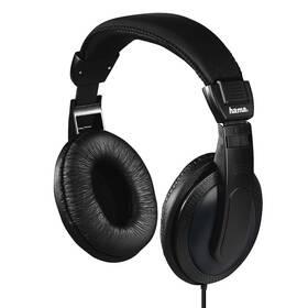 Sluchátka Hama Basic4TV (184013) černá (vrácené zboží 8800323268)