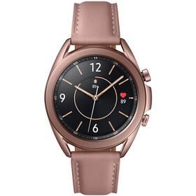 Samsung Galaxy Watch3 41mm (SM-R850NZDAEUE) bronzové