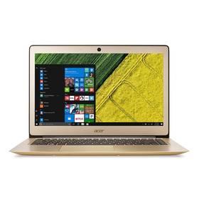 Acer Swift 3 (SF314-51-34DR) (NX.GKKEC.012) zlatý Monitorovací software Pinya Guard - licence na 6 měsíců (zdarma)Software F-Secure SAFE 6 měsíců pro 3 zařízení (zdarma) + Doprava zdarma