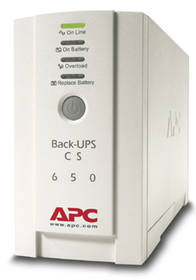 APC Back-UPS CS 650I (BK650EI) + Doprava zdarma