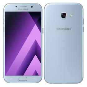 Samsung Galaxy A5 (2017) v prodeji od 3.2. 2017 (SM-A520FZKAETL) modrý + Doprava zdarma