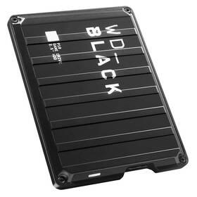 Western Digital WD_Black 2TB P10 Game Drive (WDBA2W0020BBK-WESN) černý