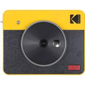 Kodak Mini Shot Combo 3 Retro žlutý (vrácené zboží 8800858704)