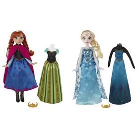 Hasbro Frozen s náhradními šaty