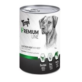 Tropi Premium line s hovězím a cuketou, 400g