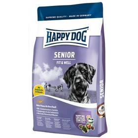 HAPPY DOG SENIOR 12,5 kg Konzerva HAPPY DOG Rind Pur 400 g (zdarma) + Doprava zdarma
