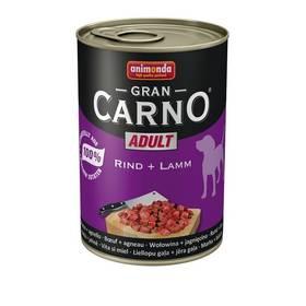 Animonda Adult Gran Carno hovězí + jehně 400g
