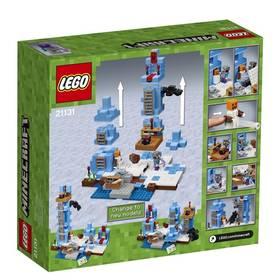 LEGO® MINECRAFT 21131 Ledové ostny + Doprava zdarma