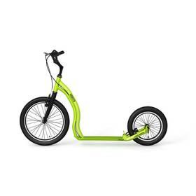 Yedoo Alloy Rodstr zelená + Reflexní sada 2 SportTeam (pásek, přívěsek, samolepky) - zelené v hodnotě 58 Kč + Doprava zdarma
