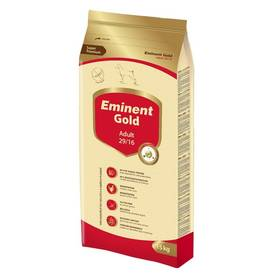 Eminent Gold Adult 15kg + 3kg Zdarma Granule Eminent Gold Adult 2kg (zdarma) + Doprava zdarma