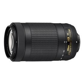 Nikon NIKKOR 70-300mm F/4.5-6.3G ED AF-P DX VR (JAA829DA) černý + Cashback 2500 Kč