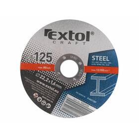 EXTOL Craft na kov, 5ks, 125x1,6x22,2mm
