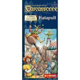 Hra Mindok Carcassonne - rozšíření 7 (Katapult)