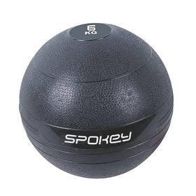 Medicimbal Spokey Slam Ball 6 kg čierny