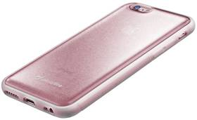 Kryt na mobil CellularLine SELFIE CASE pro Apple iPhone 6/6s (SELFIECIPH647P) ružový